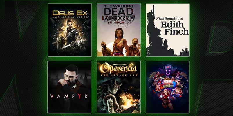 Marvel vs. Capcom Infinite y más juegos a Xbox Game Pass