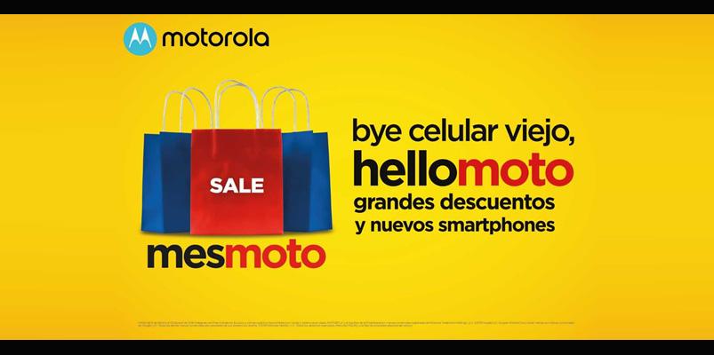 Mes Moto: conoce los descuentos que Motorola tiene