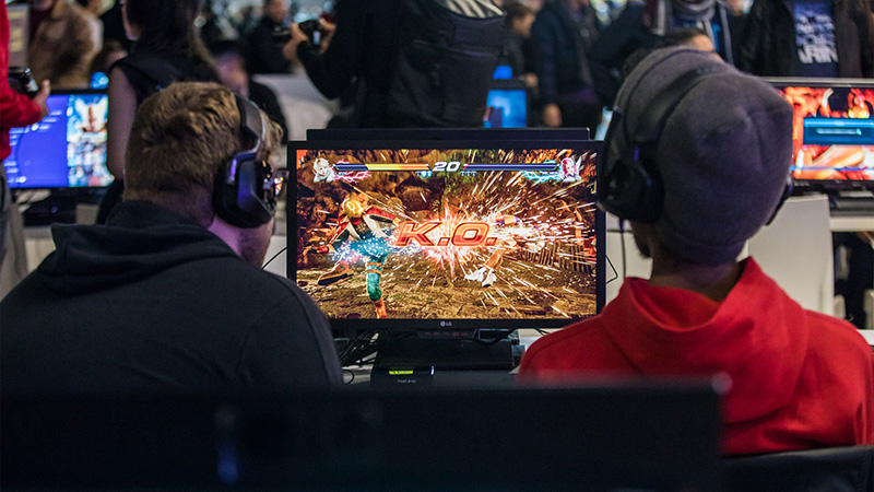 TEKKEN World Tour 2019 Twitch