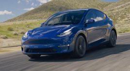 Tesla Model Y llegará a México en 2021