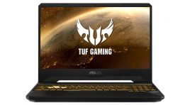 ASUS TUF Gaming FX505DY con AMD Ryzen llega a México