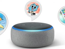 Amazon Echo Skills niños