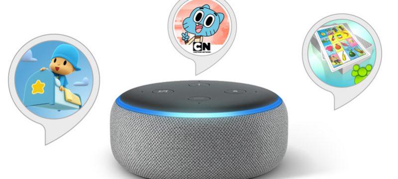 Amazon Echo Skills niños