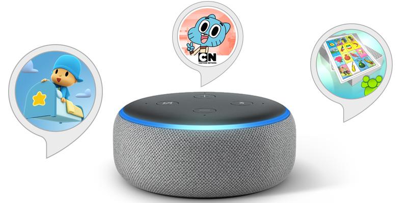 El Día del niño con Alexa será el evento más divertido del año