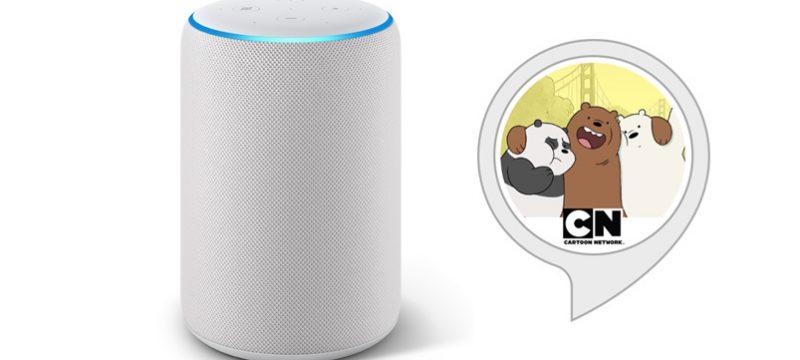 Amazon Echo niño