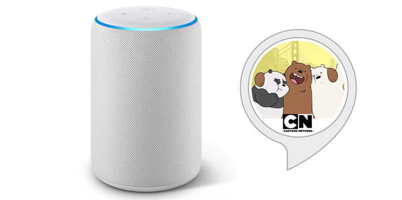 Amazon Echo y Alexa son la mejor compañía para los pequeños