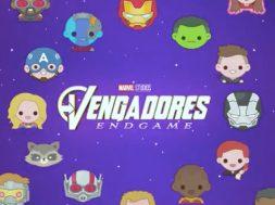 Avengers Endgame emojis Twitter