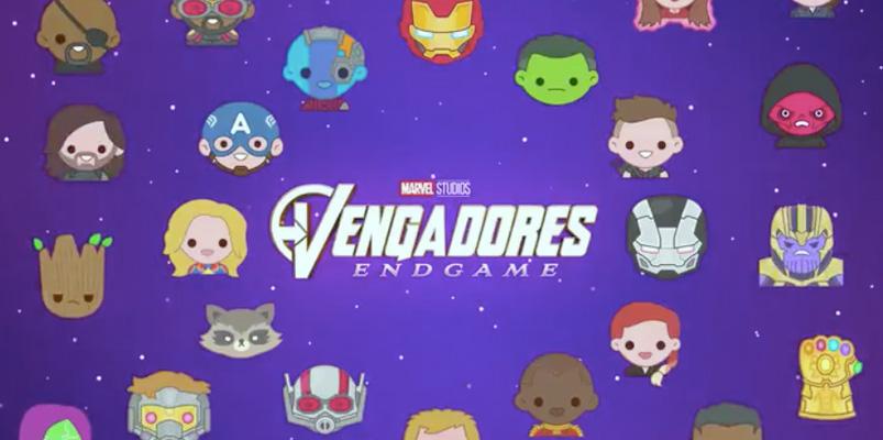 Todos los emojis que Twitter lanza para la llegada de Avengers Endgame