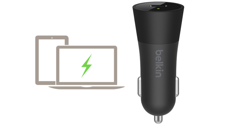Belkin USB-C Car Charger Mexico