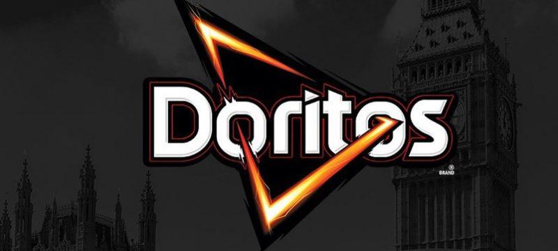 Doritos Spider-Man Far from Home logo