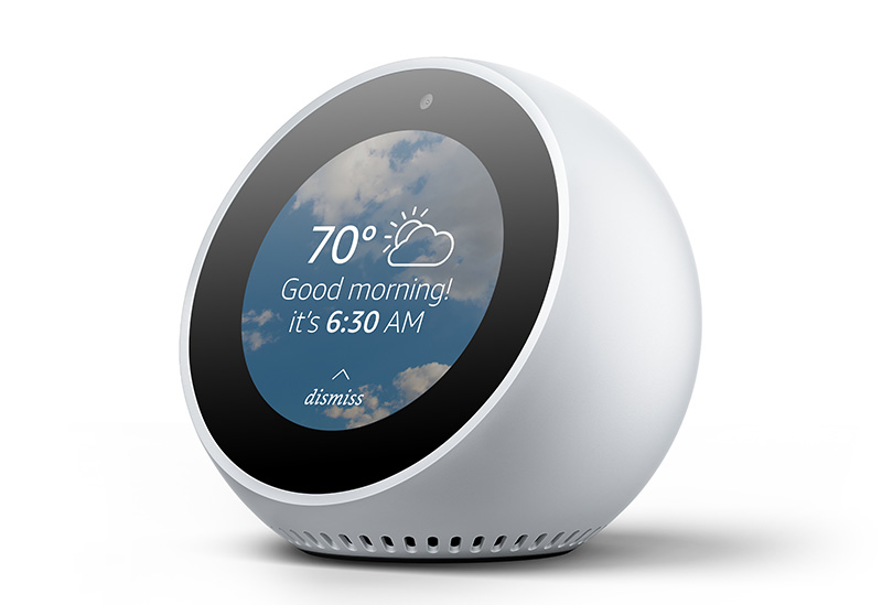 Echo Spot Alexa Game of Thrones