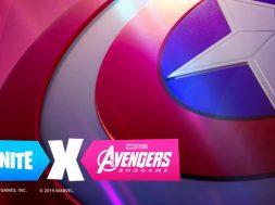 Fortnite Avengers 2019