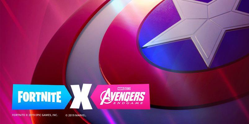 Fortnite prepara evento con motivo de Avengers: Endgame