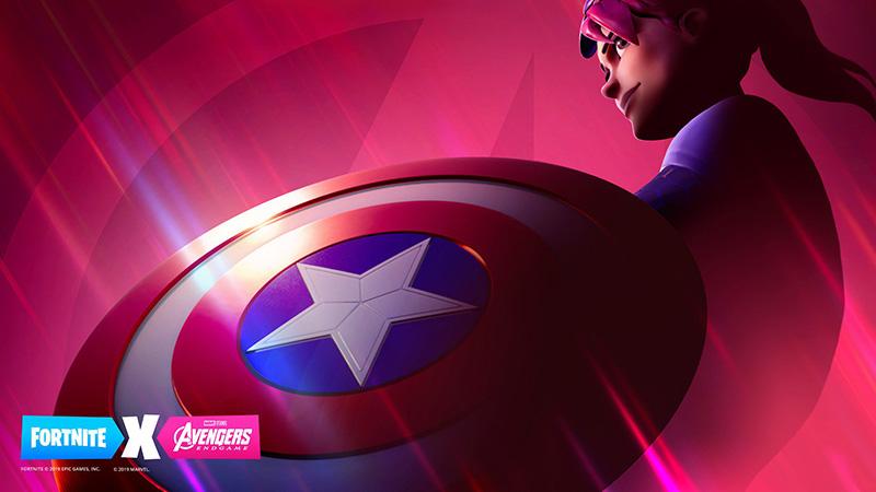 Fortnite Avengers Endgame teaser