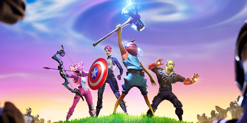 Thanos regresa a Fortnite en el Modo por tiempo limitado