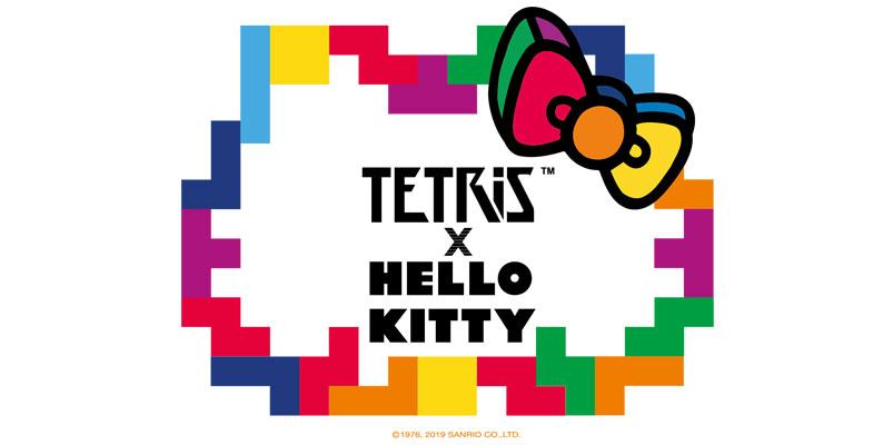 Sanrio y Tetris se unen para lanzar juego con temática de Hello Kitty