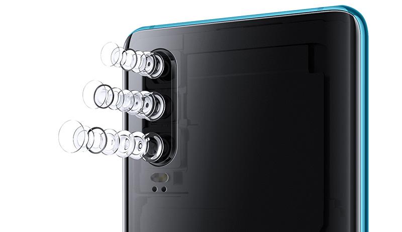 Huawei P30 Mexico camaras precio