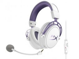 HyperX Cloud Alpha Purple Edition