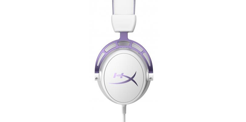 HyperX Cloud Alpha Purple Edition precio