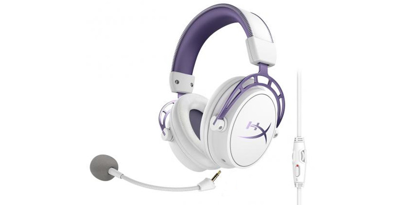 Los nuevos HyperX Cloud Alpha Purple Edition ya están en México