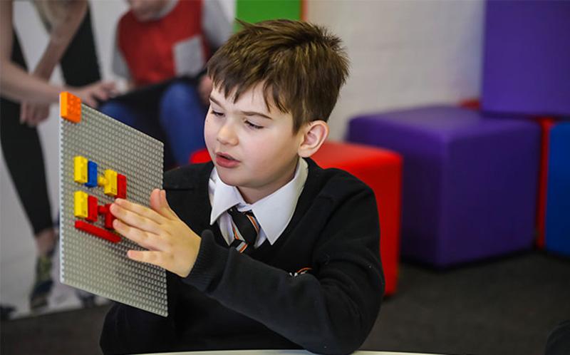 LEGO Braille Bricks 2020