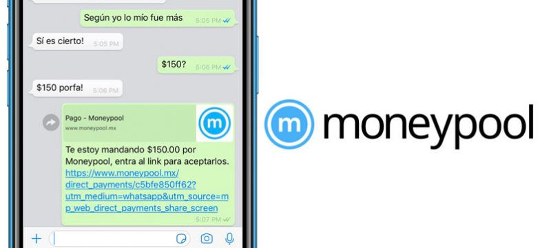 Moneypool WhatsApp