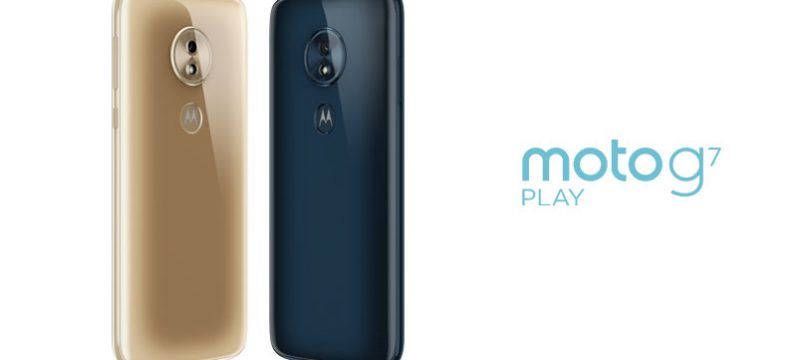 Moto G7 Plus special edition Mexico