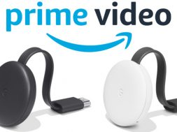Prime Video en Chromecast