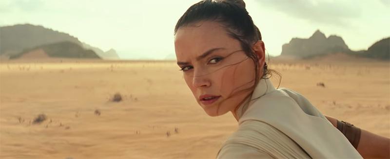Star Wars: Episodio IX The Rise of Skywalker rey