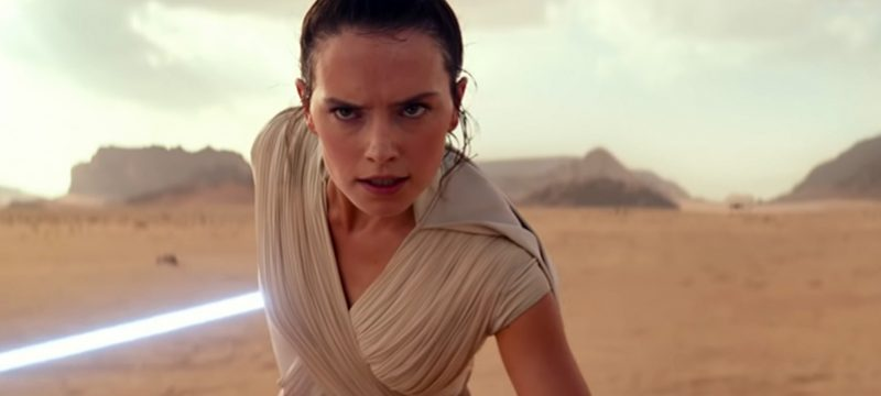 Star Wars: Episodio IX The Rise of Skywalker teaser