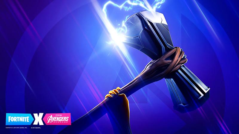 Stormbreaker Fortnite