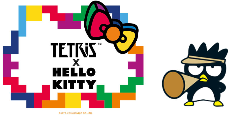 Tetris Hello Kitty juego