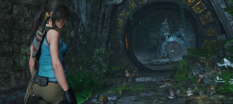 The Path Home Shadow of the Tomb Raider