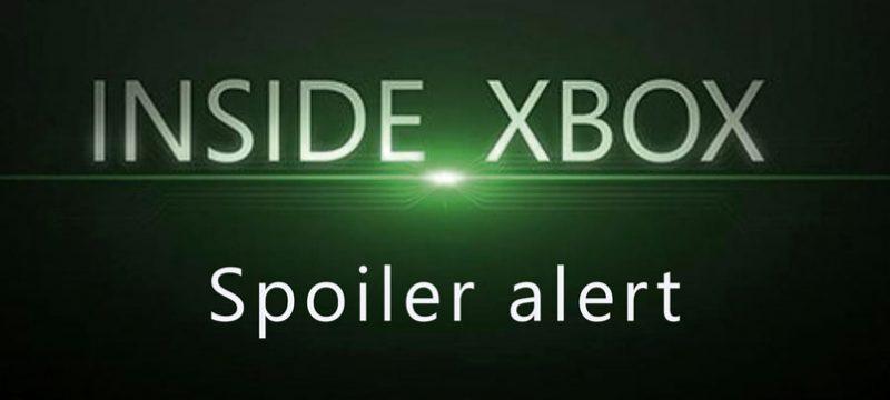 Xbox Inside E3 2019