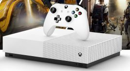 Precio en México de Xbox One S All-Digital Edition