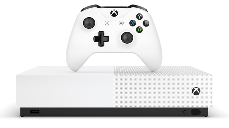 Xbox One S All-Digital Edition precio mexico