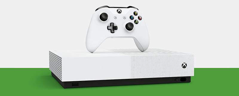 Xbox One S All-Digital Edition precio