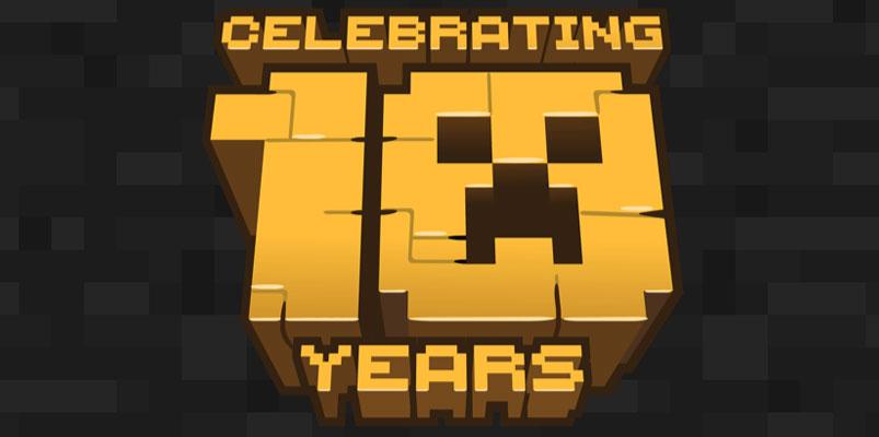 Las mejoras que ha tenido Minecraft en sus 10 años de vida