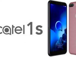 Alcatel 1S Mexico Telcel