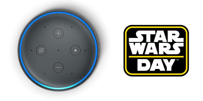 Alexa, ¿Qué tanto sabes de Star Wars? Celebra el May the 4th