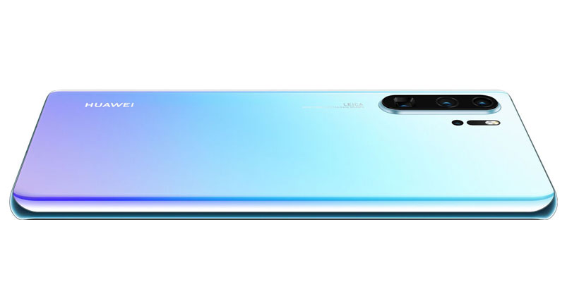 Breathing Crystal, el color del cielo en Huawei P30 Pro y P30
