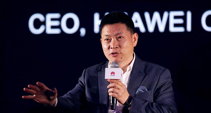 CEO Huawei Google apoyo