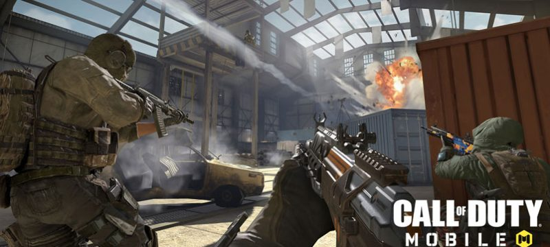 Call of Duty Mobile detalles