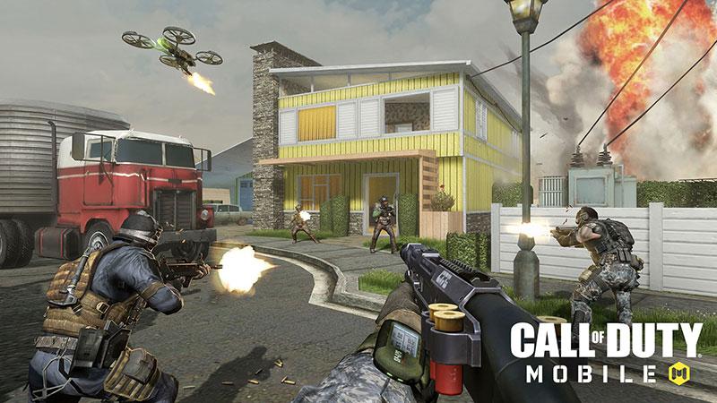 Call of Duty Mobile mapa