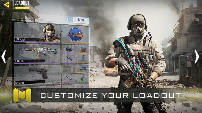 Call of Duty: Mobile está instalado en los nuevos Galaxy Note 10