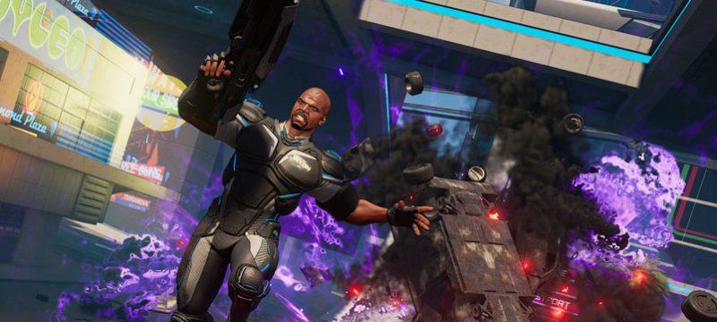 Crackdown 3 DLC