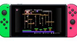 Donkey Kong Jr. y VS. Excitebike llegarán a Nintendo Switch Online