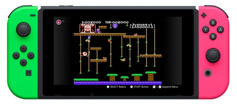 Donkey Kong Jr Nintendo Switch
