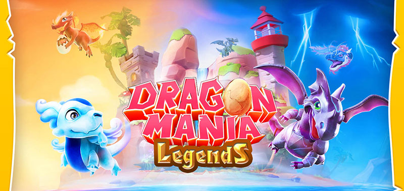Dragon Mania Legends logros