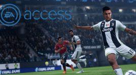 Los juegos de EA Access estarán llegando a PlayStation 4